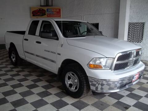 2011 RAM Ram Pickup 1500 for sale at Schalk Auto Inc in Albion NE