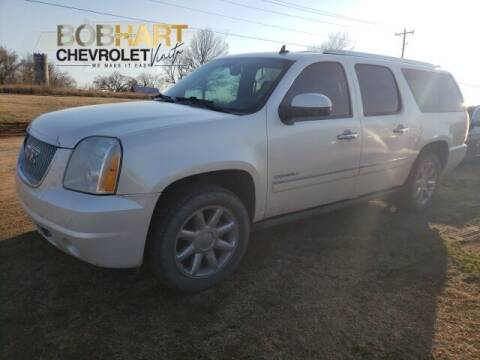 2010 GMC Yukon XL for sale at BOB HART CHEVROLET in Vinita OK