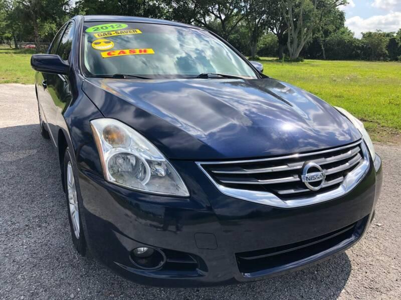 2012 Nissan Altima for sale at Auto Export Pro Inc. in Orlando FL