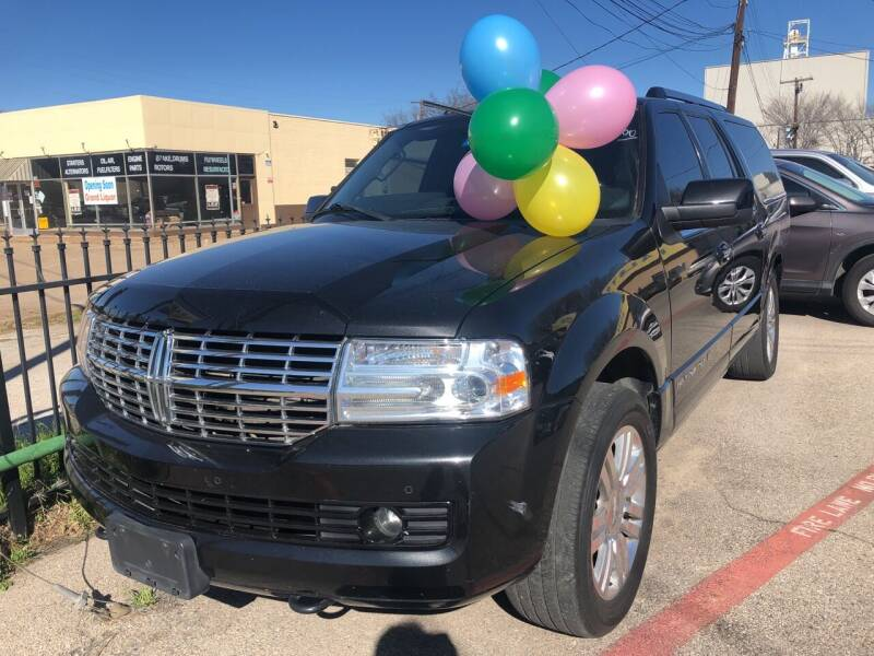 2014 Lincoln Navigator L for sale at Auto Access in Irving TX