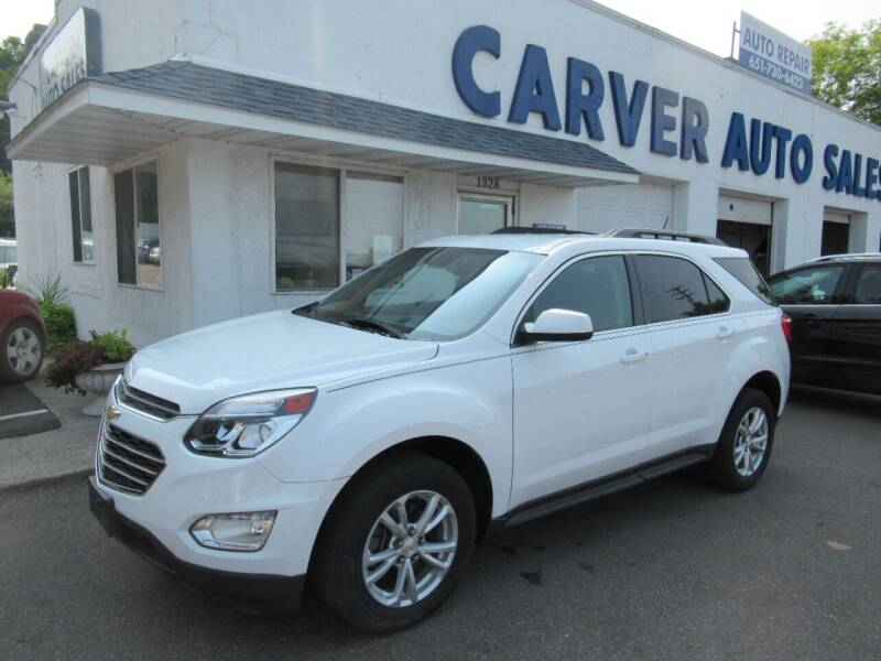 2016 Chevrolet Equinox for sale at Carver Auto Sales in Saint Paul MN
