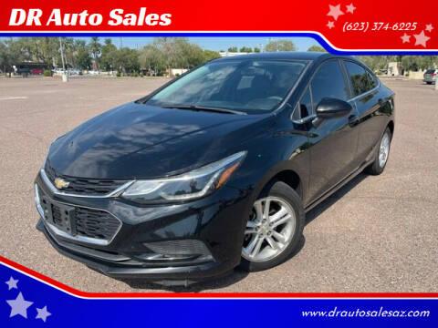 2016 Chevrolet Cruze for sale at DR Auto Sales in Glendale AZ