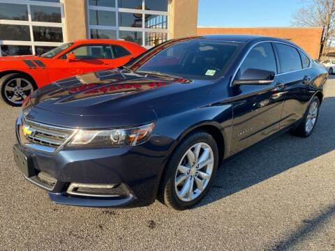 2018 Chevrolet Impala for sale at MAGIC AUTO SALES - Magic Auto Prestige in South Hackensack NJ