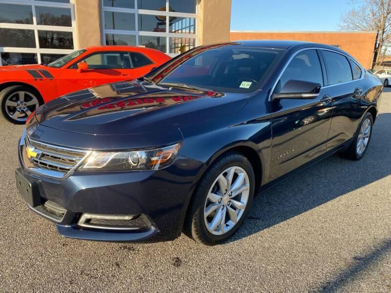 2018 Chevrolet Impala for sale at MAGIC AUTO SALES - Magic Auto Prestige in South Hackensack NJ