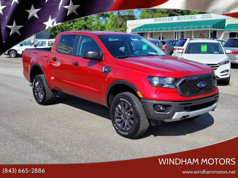 2020 Ford Ranger for sale at Windham Motors in Florence SC