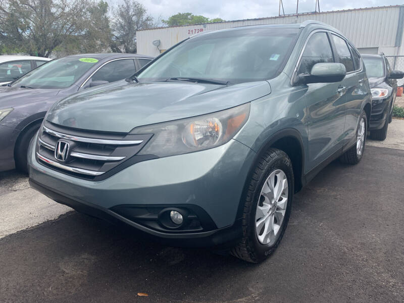 2012 Honda CR-V for sale at Bargain Auto Sales in West Palm Beach FL