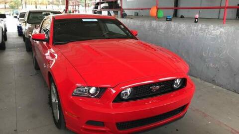 2014 Ford Mustang for sale at Auto Solutions in Maryville TN