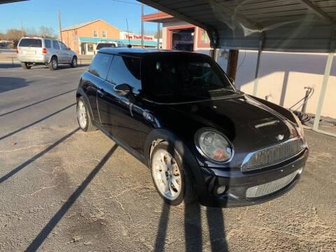 2008 MINI Cooper for sale at Elliott Autos in Killeen TX
