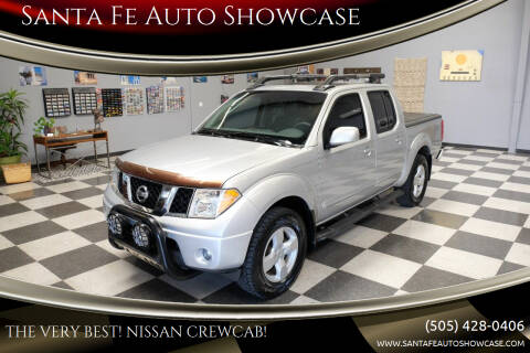 2005 Nissan Frontier for sale at Santa Fe Auto Showcase in Santa Fe NM