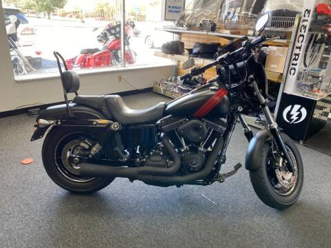 2014 Harley Davidson Fat Bob for sale at INTERSTATE AUTO SALES - Olive Road Lot in Pensacola FL