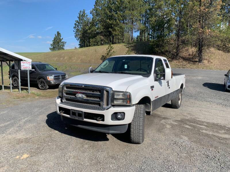 2004 Ford F-250 Super Duty for sale at CARLSON'S USED CARS in Troy ID