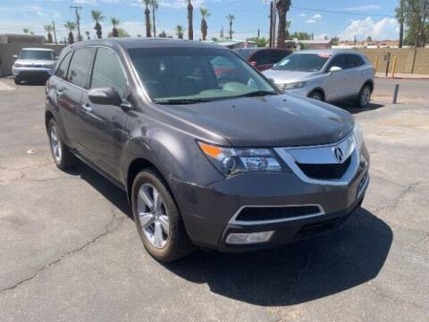2012 Acura MDX for sale at Curry's Cars Powered by Autohouse - Brown & Brown Wholesale in Mesa AZ
