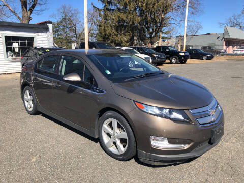 2014 Chevrolet Volt for sale at Chris Auto Sales in Springfield MA