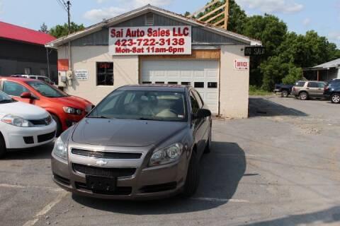 2011 Chevrolet Malibu for sale at SAI Auto Sales - Used Cars in Johnson City TN