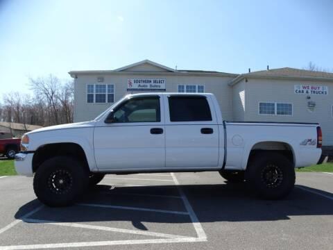 2005 GMC Sierra 1500 for sale at Cj king of car loans/JJ's Best Auto Sales in Troy MI