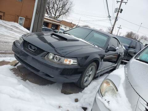 2004 Ford Mustang for sale at Geareys Auto Sales of Sioux Falls, LLC in Sioux Falls SD