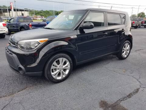 2015 Kia Soul for sale at Moores Auto Sales in Greeneville TN