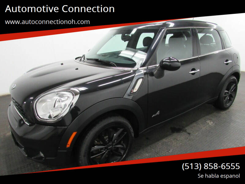 2014 MINI Countryman for sale at Automotive Connection in Fairfield OH