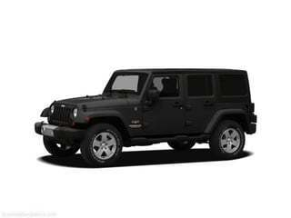 2011 Jeep Wrangler Unlimited for sale at West Motor Company in Hyde Park UT