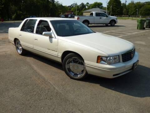 1999 Cadillac DeVille for sale at Tuscumbia Auto Sales in Tuscumbia AL