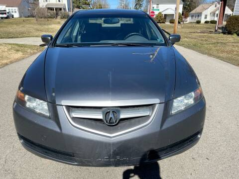 2005 Acura TL for sale at Via Roma Auto Sales in Columbus OH