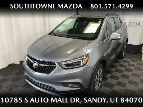 2019 Buick Encore for sale at Southtowne Mazda of Sandy in Sandy UT