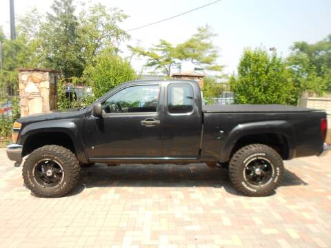 2008 GMC Canyon for sale at Precision Auto Sales of New York in Farmingdale NY