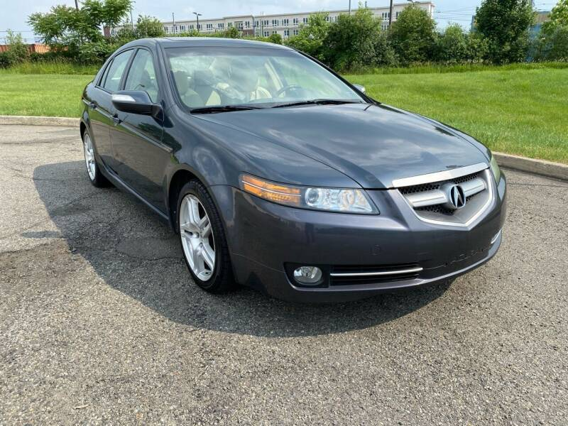 2007 Acura TL for sale at Pristine Auto Group in Bloomfield NJ