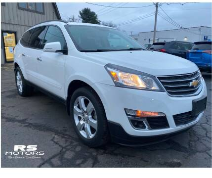 2017 Chevrolet Traverse for sale at RS Motors in Falconer NY
