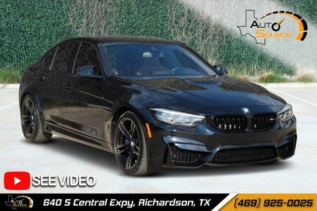 2018 BMW M3 for sale in Richardson, TX