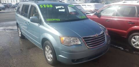 2010 Chrysler Town and Country for sale at TC Auto Repair and Sales Inc in Abington MA