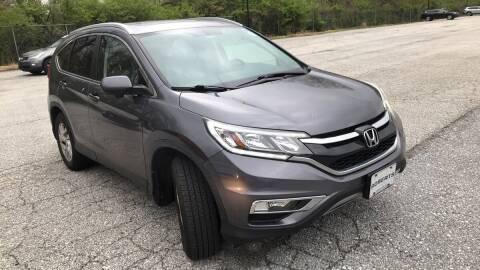 2016 Honda CR-V for sale at Washington Auto Repair in Washington NJ