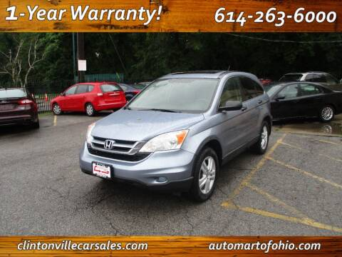 2011 Honda CR-V for sale at Clintonville Car Sales - AutoMart of Ohio in Columbus OH