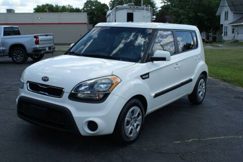 2012 Kia Soul for sale at MARK CRIST MOTORSPORTS in Angola IN