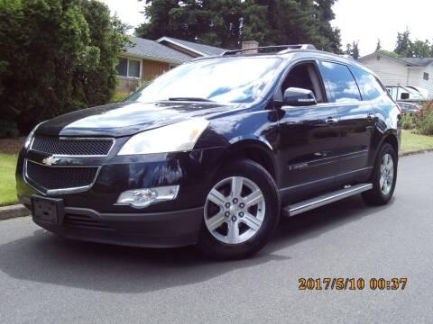 2009 Chevrolet Traverse for sale at Redline Auto Sales in Vancouver WA