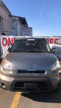 2011 Kia Soul for sale at Budget Auto Deal and More Services Inc in Worcester MA