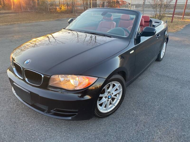 2011 BMW 1 Series for sale at Access Auto in Cabot AR
