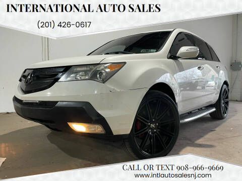 2007 Acura MDX for sale at International Auto Sales in Hasbrouck Heights NJ