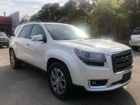 2015 GMC Acadia for sale at The Car Guys in Hyannis MA