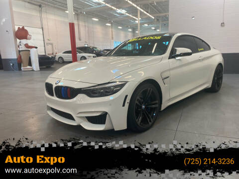 2018 BMW M4 for sale at Auto Expo in Las Vegas NV