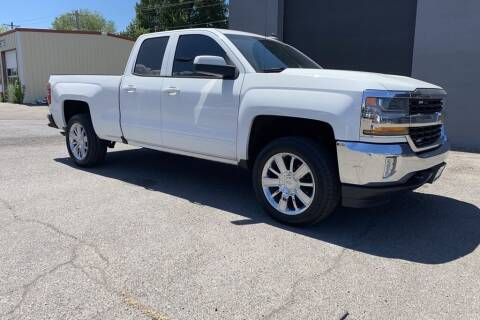 2016 Chevrolet Silverado 1500 for sale at Truck Ranch in Logan UT
