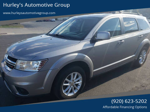 2015 Dodge Journey for sale at Hurley's Automotive Group in Columbus WI