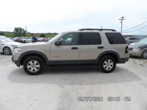 2006 Ford Explorer for sale at Town and Country Motors in Warsaw MO
