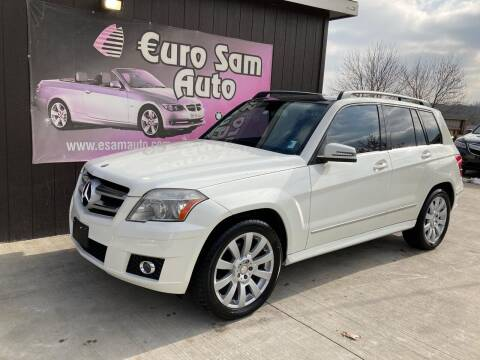 2012 Mercedes-Benz GLK for sale at Euro Auto in Overland Park KS