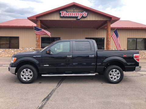 2013 Ford F-150 for sale at Tommy's Car Lot in Chadron NE