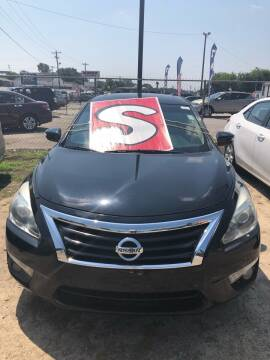 2013 Nissan Altima for sale at Mega Cars of Greenville in Greenville SC