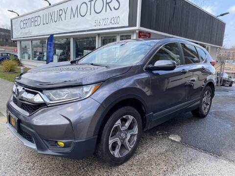 2017 Honda CR-V for sale at Certified Luxury Motors in Great Neck NY