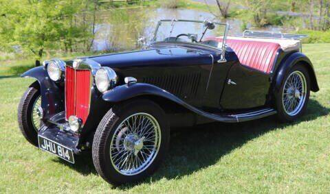 1946 MG T-Series for sale at Its Alive Automotive in Saint Louis MO