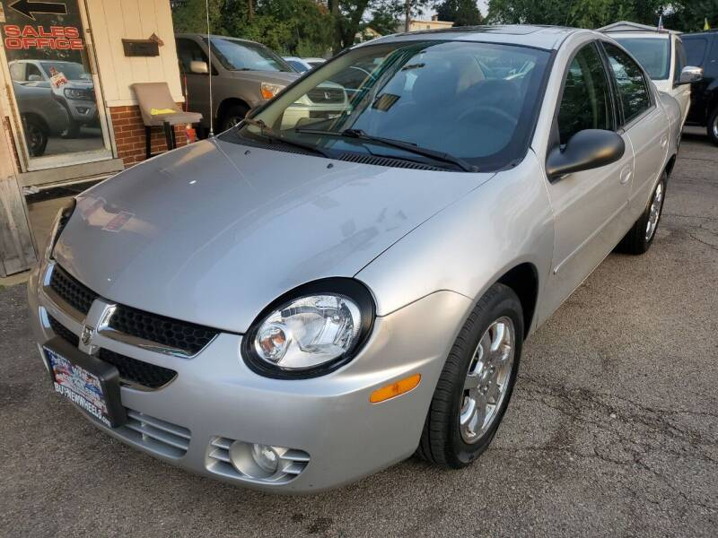 2005 Dodge Neon for sale at New Wheels in Glendale Heights IL