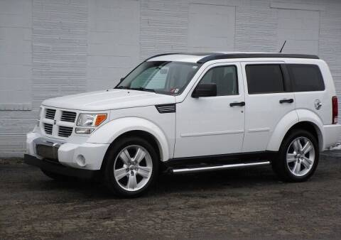 2011 Dodge Nitro for sale at Kohmann Motors & Mowers in Minerva OH